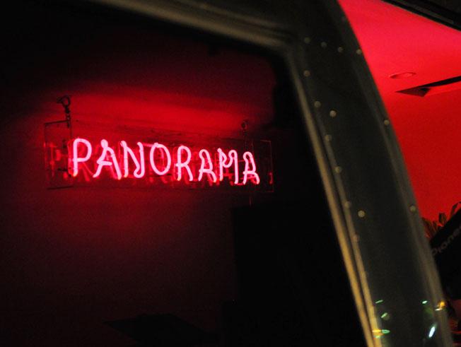 PANORAMA DISCO